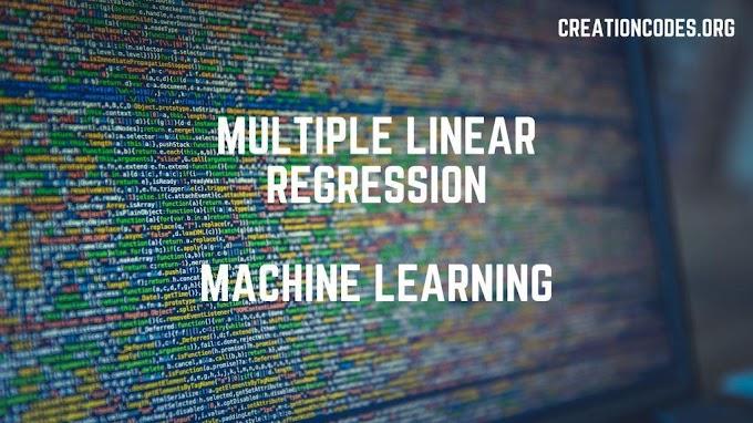 Learn Multiple Linear Regression(MLR) A Beginners Guide.