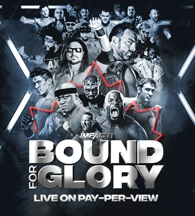 impact wrestling bound for