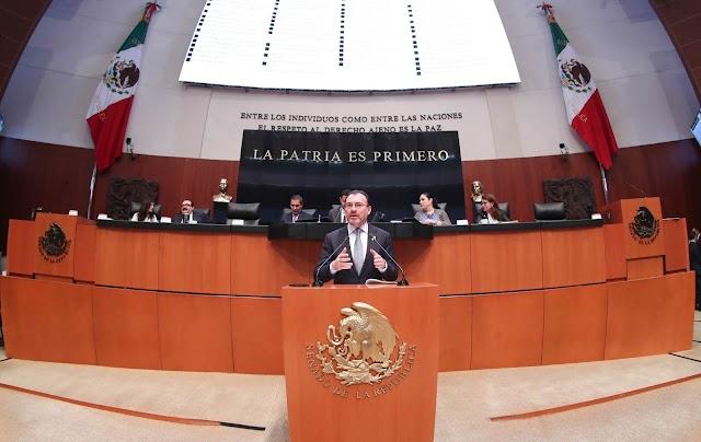 Acuerdo comercial con EU y Canadá, un horizonte de tranquilidad para México: Luis Videgaray