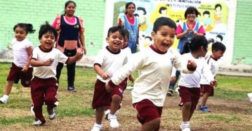 Gobierno lanzará en el 2020 programa presupuestal para la primera infancia