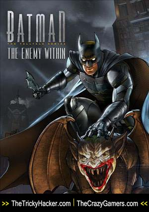 Batman The Enemy Within – The Telltale Series