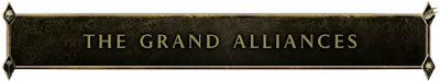 Grandes Alianzas Age of Sigmar