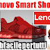 Video - Lenovo Smart Shoes | Fitness Tracker  Bluetooth  | Sensori Per Il Tracciamento Di Distanza e Calorie Bruciate