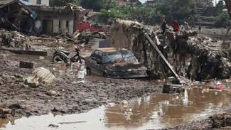 Indonesia Berduka, Garut Dilanda Banjir Bandang