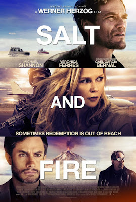 Salt And Fire 2016 DVD R4 NTSC Sub