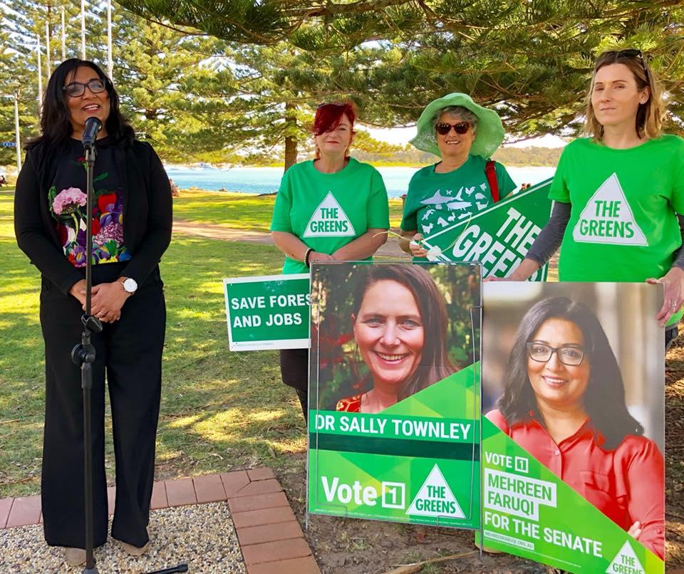 Mehreen Faruqi, Muslimah Pertama yang Menjadi Anggota Senat Australia