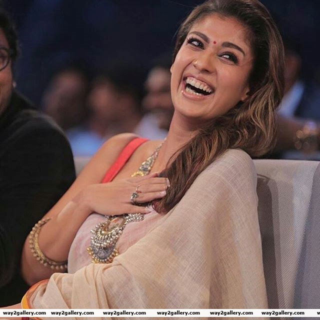 that smile nayanthara