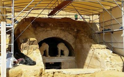 Λ. Κονιόρδου: «Πρόθεσή μας να συνεχιστούν οι ανασκαφές στην Αμφίπολη»