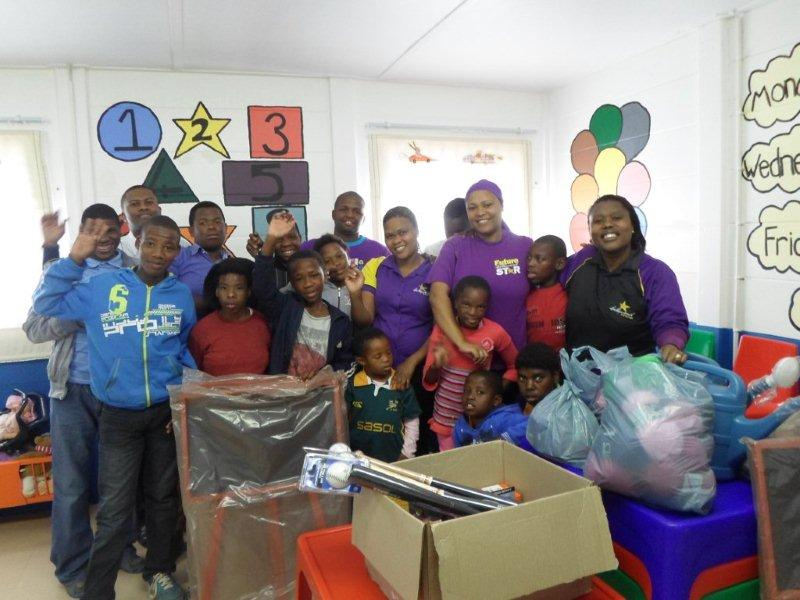 Zanethemba Charity Foundation - Hollywoodbets - Port Elizabeth