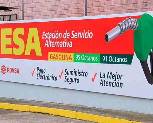 Vielma Mora desmintió precios internacionales de la gasolina