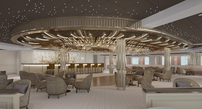 Observation Lounge - Regent Seven Seas Cruises®