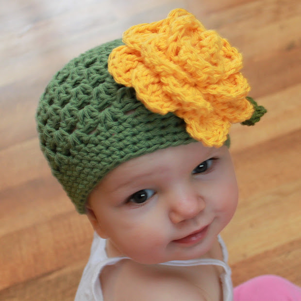 926d40eb104 Free Crochet Beanie Pattern
