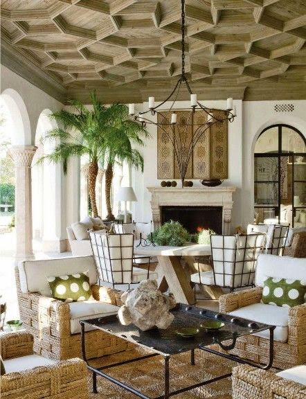 Patio Cover Load Calculator: All About Vignettes: What's Your Patio Style?