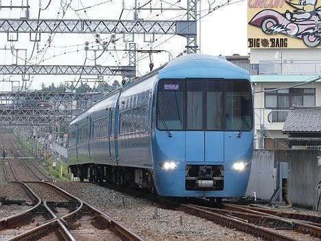 小田急電鉄 メトロはこね/メトロえのしま91号 60000形MSE