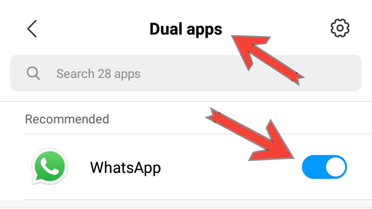 ek smartphone me dual whatsapp kaise chalaye howtosawal.com