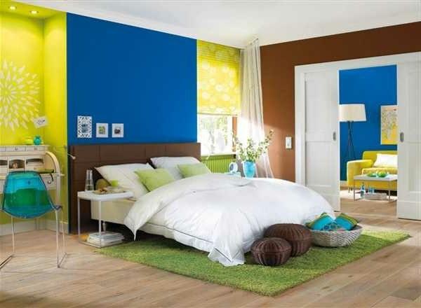 Art deco dormitorios matrimoniales 2016 - Combinacion colores dormitorio ...