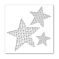 Mosaic Stars Simon Says Stamp