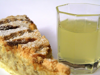 Pastiera and limoncello by Mattia Luigi Nappi