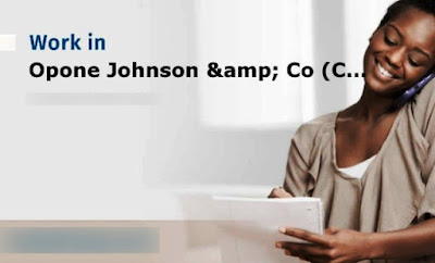 Senior Tax Assistant at Pone Johnson & Co