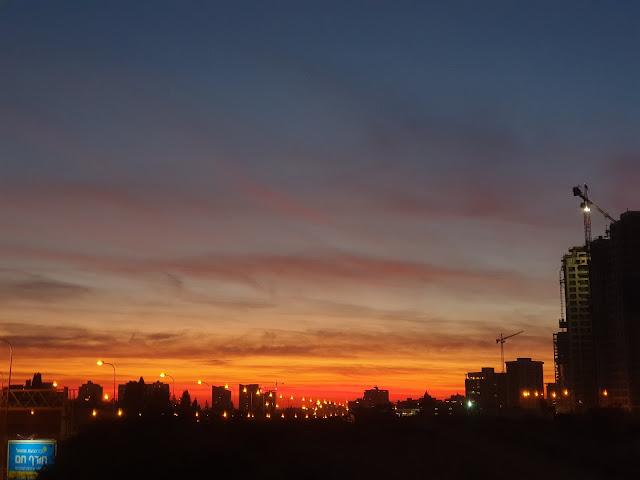 sunset 3/2/2019