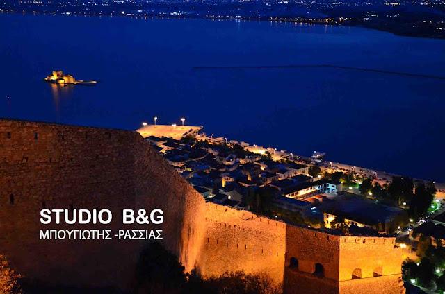 «Jazz στο Κάστρο» του Παλαμηδίου για ένα τριήμερο στα πλαίσια του 26ου Φεστιβάλ Ναυπλίου
