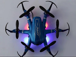 Flycam JJRC H20W