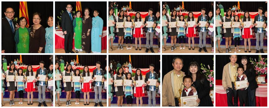 Academic Excellence Awards 2016 Photo Gallery