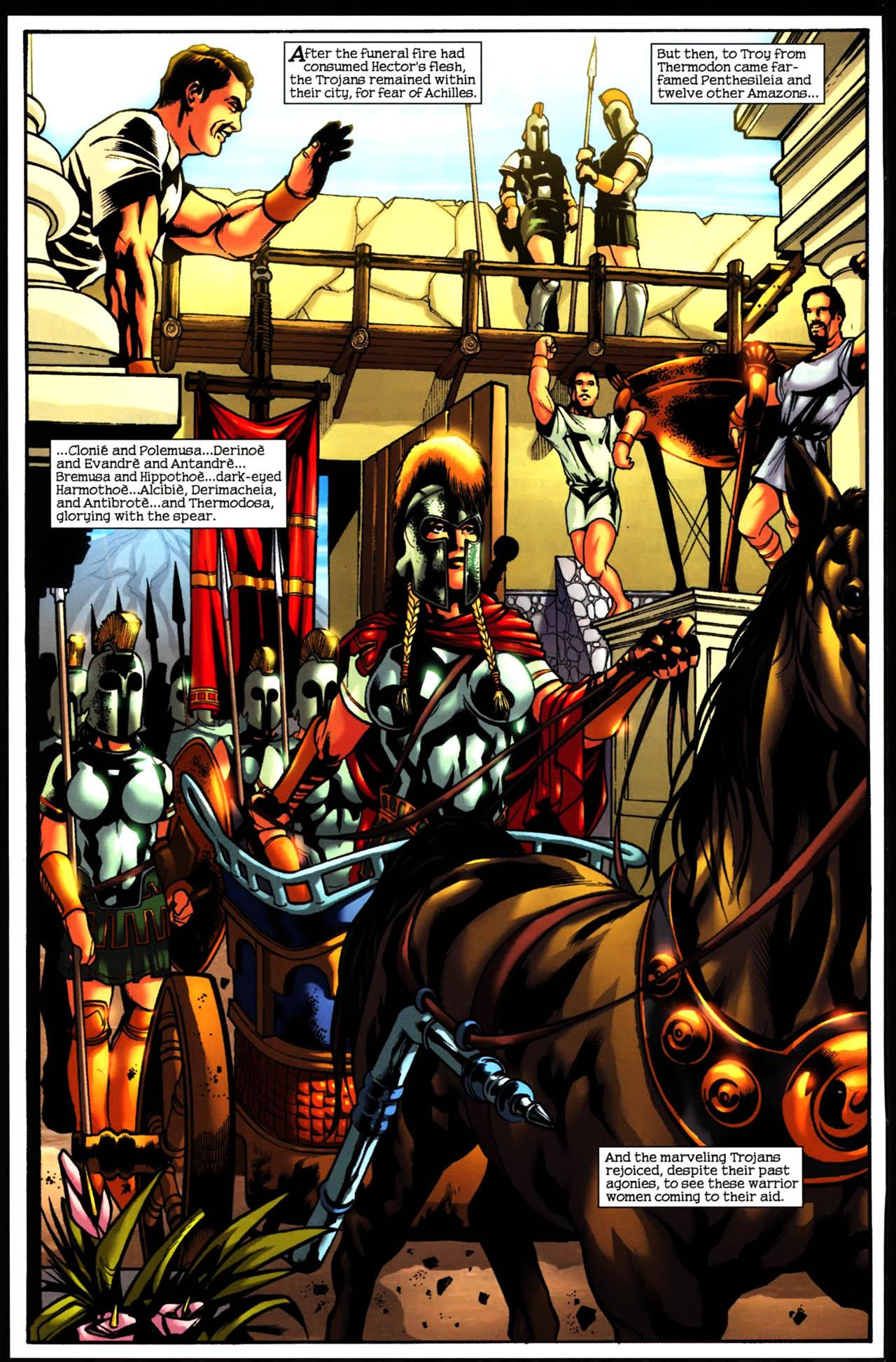 Read online Trojan War comic -  Issue #3 - 3