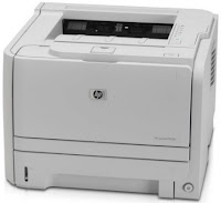HP LaserJet P2050 Download drivers & Software