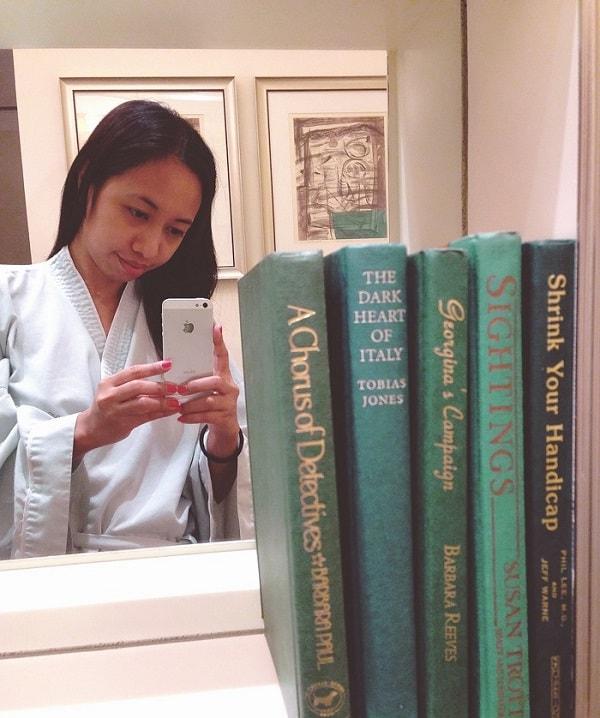 Staycation at Raffles Makati