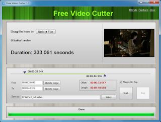 برنامج تقسيم الفيديو الى مقاطع برنامج video cutter 2015 اخر اصدار