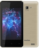 Nexian Zephyr MI-438 harga dibawah 1 juta