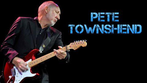 Biografía y Equipo de Pete Townshend
