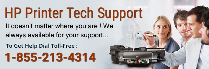 HP Printer Technical Support Phone Number