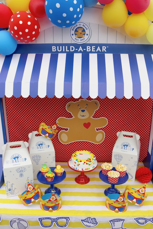 Build a bear birthday party supplies best bear 2017 celebrating 20 years with build a bear work laura s little filmwisefo Images