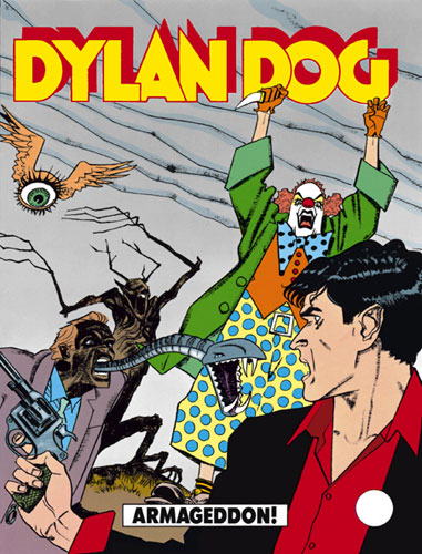 Dylan Dog (1986) 73 Page 1