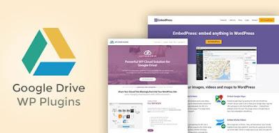 WordPress Google Drive