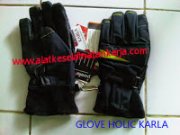 FIRE FIGHTER GLOVE