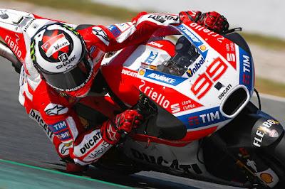 Protes Lorenzo, Layout Baru Catalunya Hanya untuk Honda