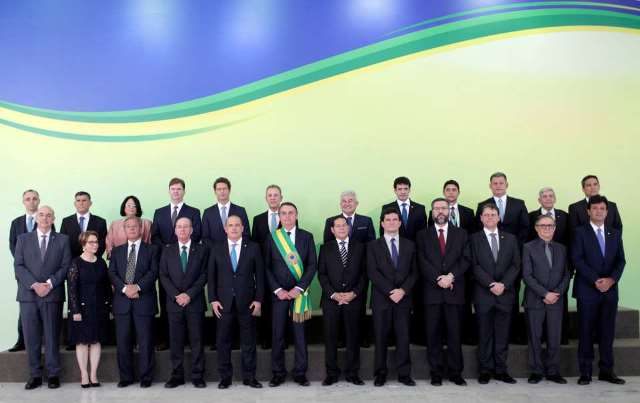 Jair Bolsonaro toma posse como presidente em Brasília; acompanhe as últimas notícias