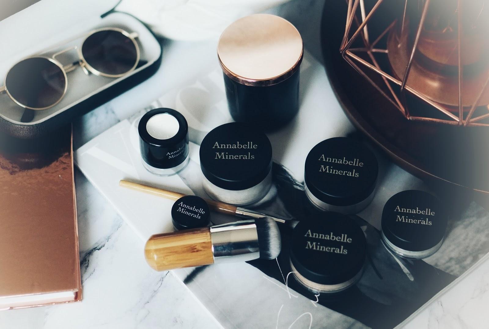 ANNABELL MINERALS, minerały, naturalne podkłady, naturalne kosmetyki