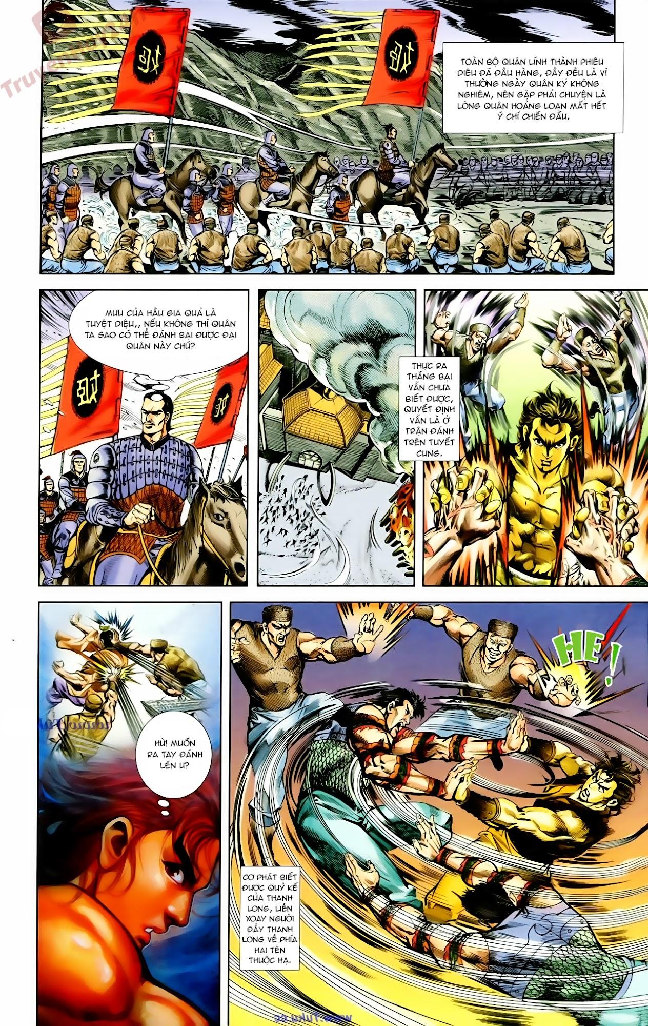 Cơ Phát Khai Chu Bản chapter 66 trang 5