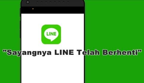 Cara Mengatasi Sayangnya LINE Telah Berhenti di Android
