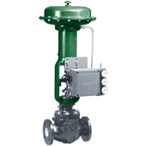 Control Valve Fisher