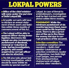 lokpal powers