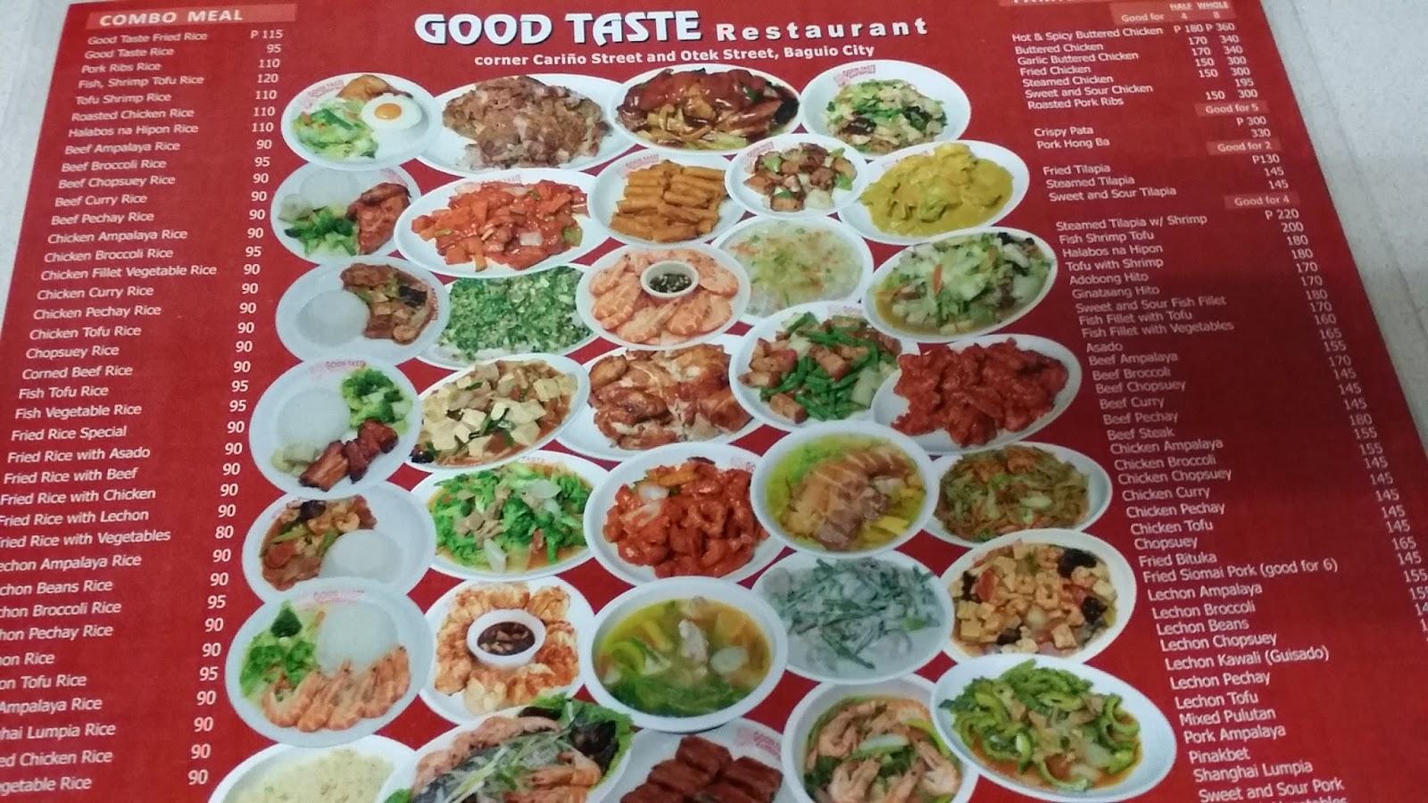 Good Taste Chinese Food Bayville Nj