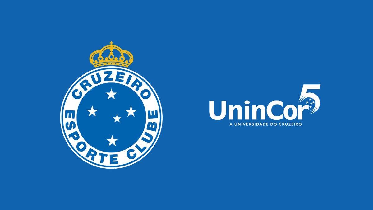 e59a14ee92 Cruzeiro renova patrocínio para a camisa - Show de Camisas