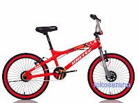 Sepeda BMX United Jumper-X 7 Rangka Aloi Free Style 20 Inci