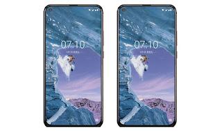 Nokia X71 Lahir Dengan Kamera 48MP Dan Snapdragon 666 Terbaru 2019