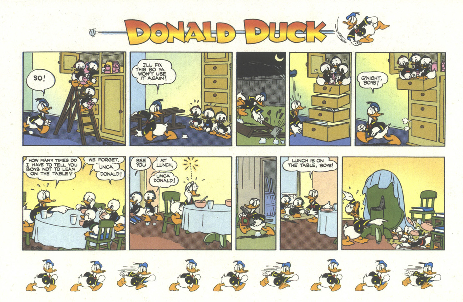 Walt Disney's Donald Duck (1986) issue 297 - Page 22